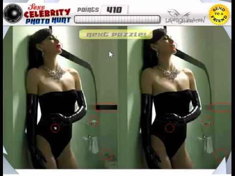 เกมส์เรียงภาพ เกมส์จับผิดภาพผู้หญิงเซ๊กซี่ เกมมาใหม่