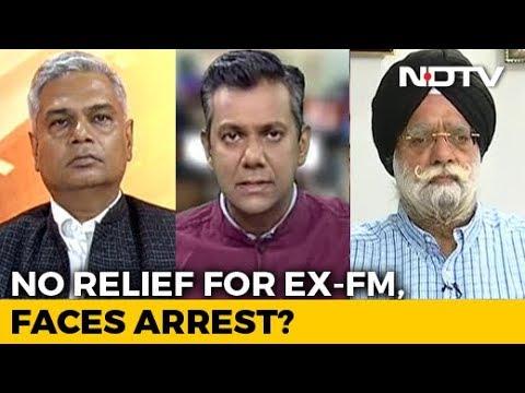 'Can't Say P Chidambaram Is Fleeing': Senior Lawyer KTS Tulsi