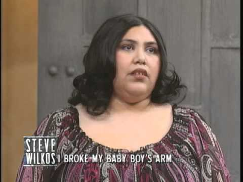 I Broke My Baby Boy's Arm (The Steve Wilkos Show)