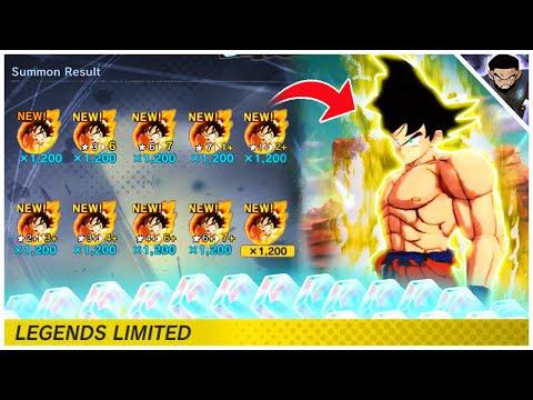 How To Get LF Namek Goku On Dragon Ball Legends...