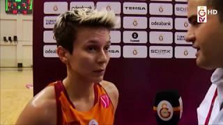 Galatasaray Kadın Basketbol Takımı EuroCup'ta Yarı Finale Yükseldi