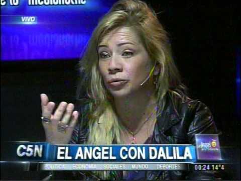C5N - EL ANGEL DE LA MEDIANOCHE CON DALILA
