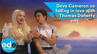 Descendants 2: Dove Cameron on falling in love with Thomas Doherty