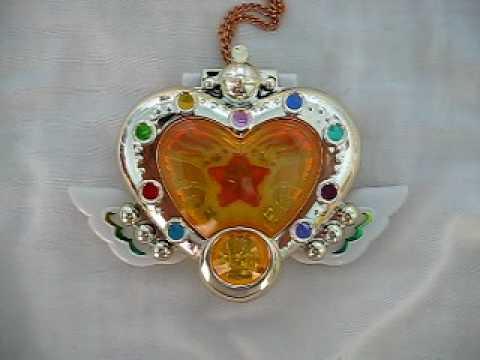 sailor moon eternal brooch cosplay locket stars toy rpg compact