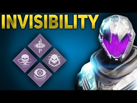How to Use Invisibility the Right Way | Destiny 2 Shadowkeep