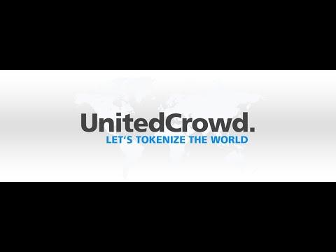 UnitedCrowd – Platform, Features \u0026 Free Reward Of 1500-10000 Token.