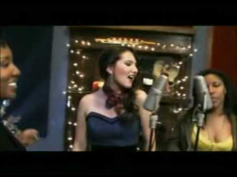 Katie Armiger - All I Want For Christmas Is You  avi