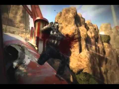 Black Ops 2 Short War Film: Turbine