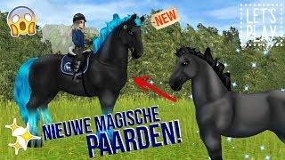 Nieuwe MAGISCHE PAARDEN + nog veel meer! - Update | Star Stable Online | Daphneee