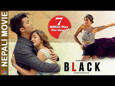 BLACK || New Nepali Movie-2019|  Aakash Shrestha, Aanchal Sharma