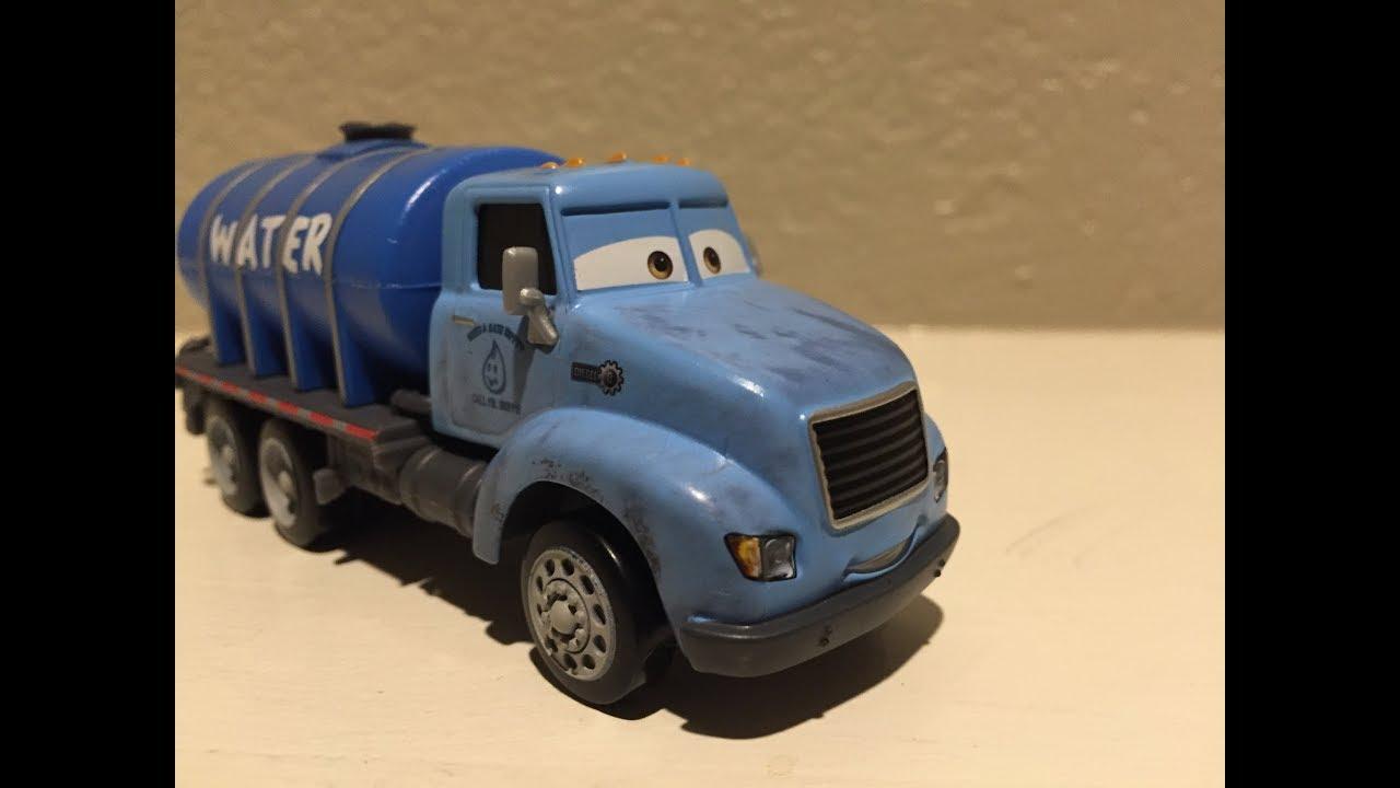 Mattel pixar cars 3 mr drippy die cast youtube - Watch cars 3 online free dailymotion ...