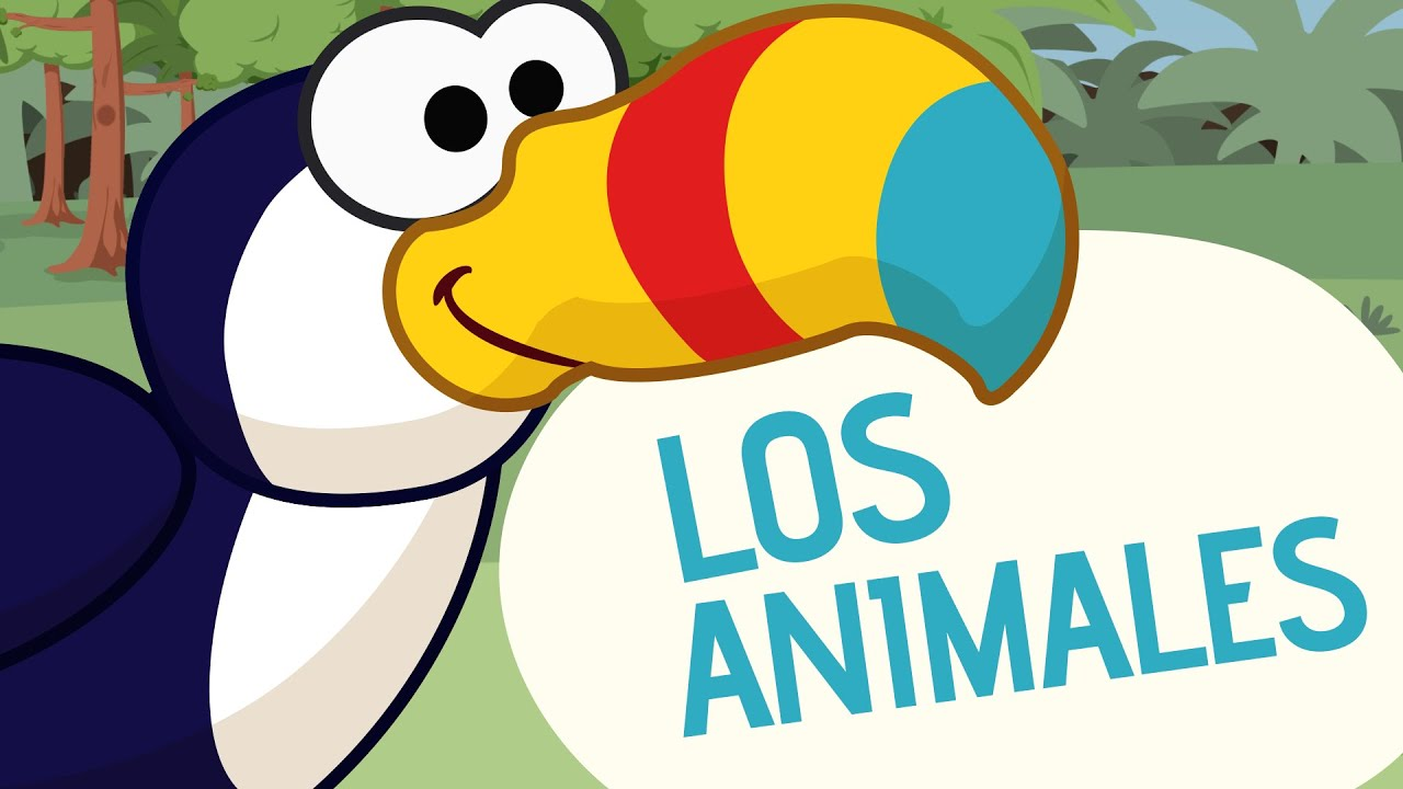 Cancion De Los Animales Canciones Infantiles Toobys Youtube - Fotos-de-animales-infantiles