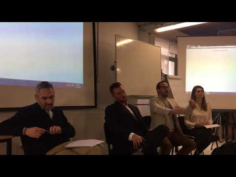 Meet John Roa @The University of Sheffield International Faculty, CITY College,Thessaloniki