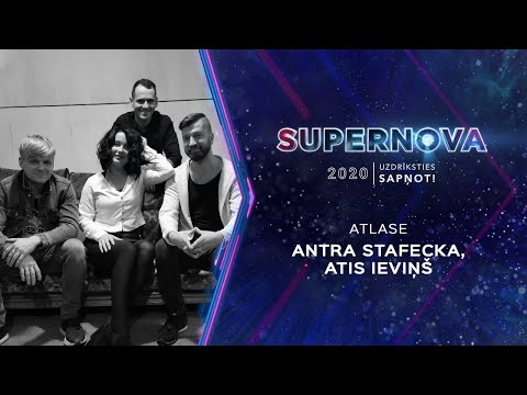 "Antra Stafecka un Atis Ieviņš ""Coming Over� 