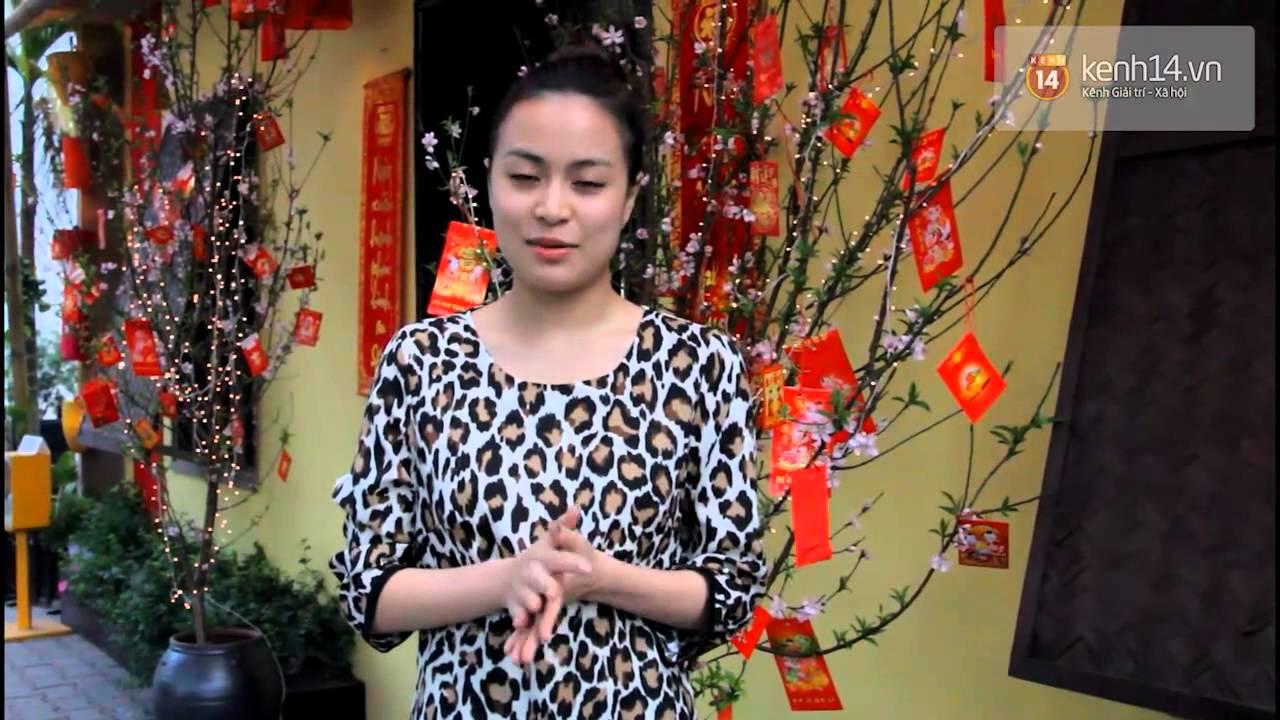 Sao Việt chúc Tết 2013: Đông Nhi, Ông Cao Thắng, Noo Phước Thịnh, Tuấn Hưng....