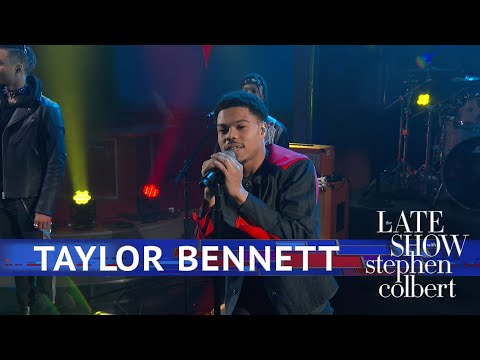 Taylor Bennett Performs 'Streaming Services' Mp3