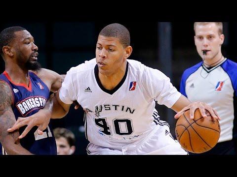 Hawks Rookie Walter Tavares 2015-16 NBA D-League Season Highlights