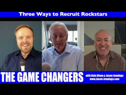 Ep. 155 Three Recruitment Secrets That Will Make You Better at What You Do