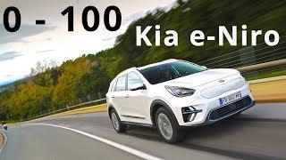 Kia e-Niro, 0 - 100 km/h