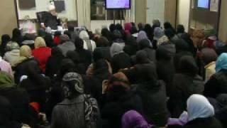 Gulshan-e-Waqfe Nau (Lajna) Class: 13th February 2010 - Part 6 (Urdu)