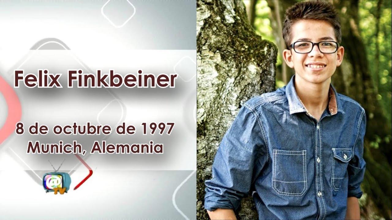 Felix Finkbeiner | Personaje del día
