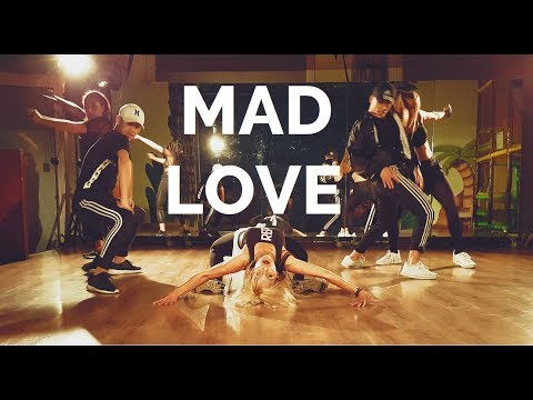 Sean Paul, David Guetta ft. Becky G - Mad Love | Maria Amaya Choreography |