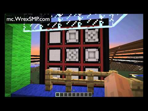 Minecraft - Tic Tac Toe - mc.WrexSMP.com