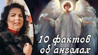 Ангелы. 10 фактов об ангелах.