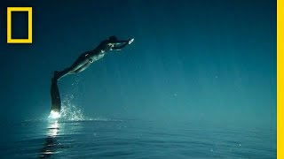With Just One Breath, This Free Diver Explores an Underwater World | Short Film Showcase