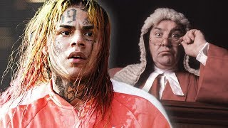 6ix9ine Judge Rejects Early Release Request amp Explains Why