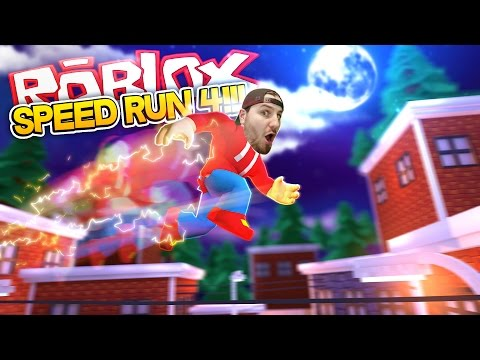ROBLOX Adventure - ROPO IS FREE RUNNING CHAMP!!!