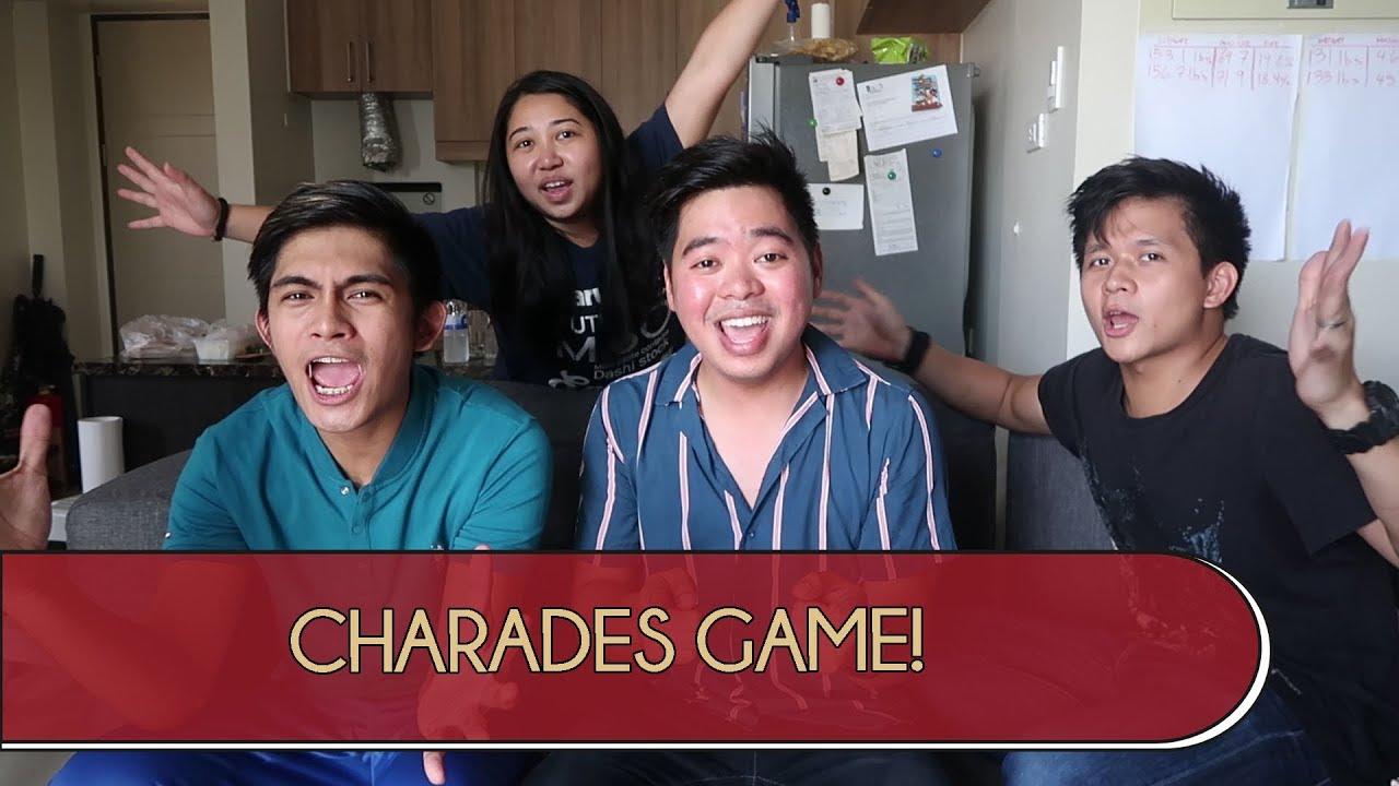 CHARADES GAME (MINULTO PA KAMI!!) ft. JIRO MORATO, BANI AND MAI