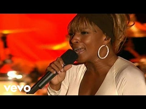Mary J. Blige - Be Without You (Yahoo Pepsi Smash)