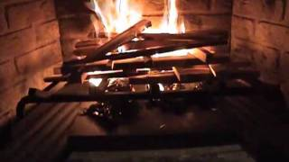 The Grate Fireplace Heater By Mr. Energy