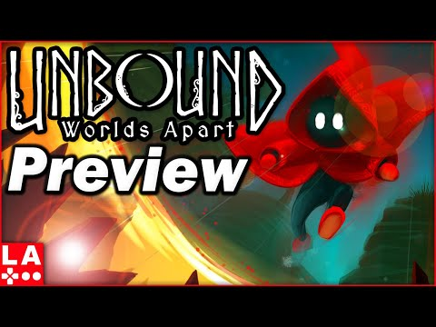 Unbound: Worlds Apart Gameplay Preview | (Nintendo Switch/PC)