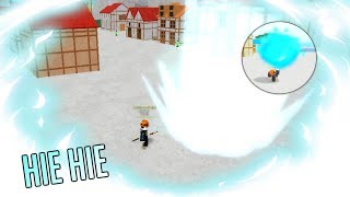 [Roblox] One Piece Sacred Seas | Hie Hie no Mi, Showcase