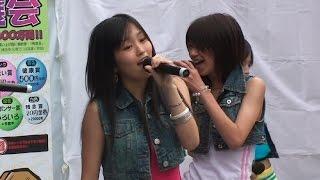 2007年7月21日、 AKB48 ,NMB48山本彩デビュー前のダンススクールでのイ...
