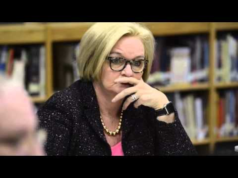 Claire McCaskill Senator of Missouri Discuses College Affordability
