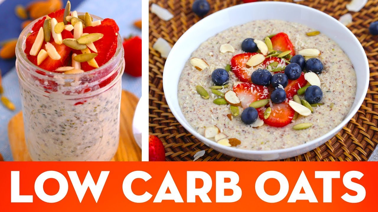 can you eat oatmeal keto diet