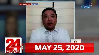 24 Oras Express: May 25, 2020 [HD]