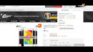 Zopo ZP330 покупка в день акции за 79.99$ с помощью купона Andro-News