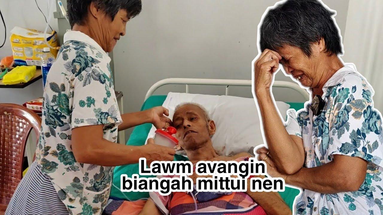 Thling Cancer Pu Pamawia te nupa pualin cheng ₹4,50,740/- hlanna | Heart touching video