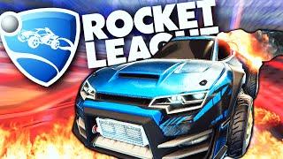 Rocket League - КОСМИЧЕСКИЕ КАРТЫ! (ОБНОВА!) #11