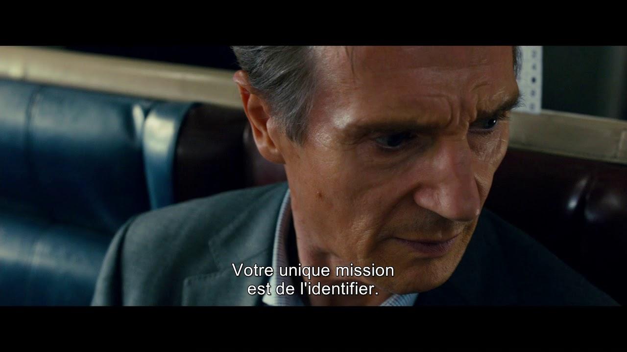 THE PASSENGER - Spot VOSTF - Liam Neeson (2018) - YouTube