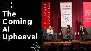 Fei-Fei Li & Yuval Noah Harari in Conversation - The Coming AI Upheaval