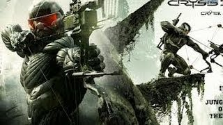 Crysis 3: Gameplay - Commentary