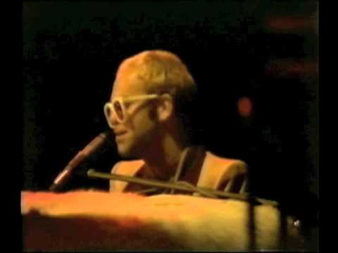 Elton John - Goodbye Yellow Brick Road (1976) Live at Earl's Court, London