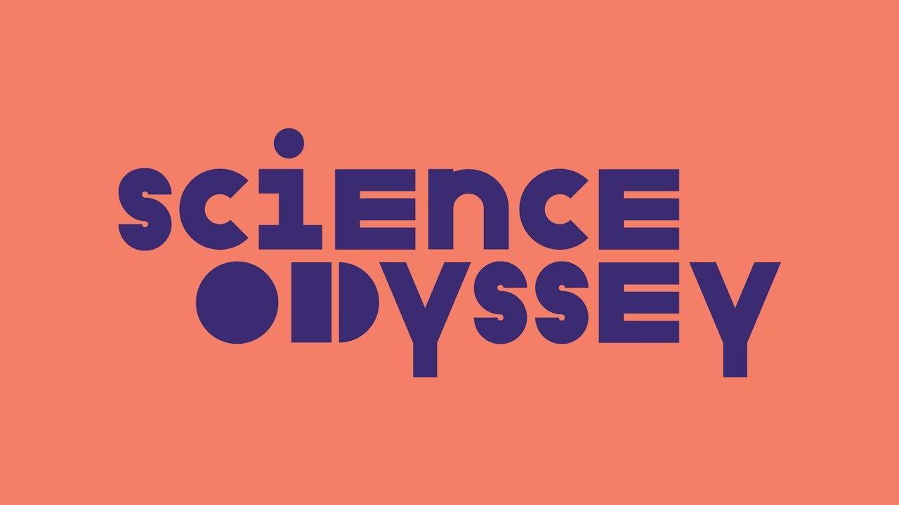Image result for science odyssey logo
