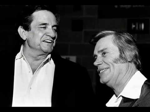 Johnny Cash & George Jones - I Got Stripes / I Still Miss Someone