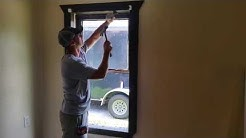 DIY - Installing Vinyl Replacement Windows